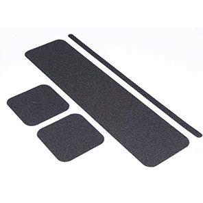 Black Slip-Resistant Floor Cleat Strip (Pack of 50)
