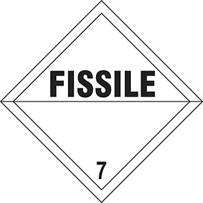 Toxic And Radioactive Substances Single Labels