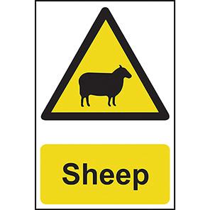 "Spectrum Industrial ""Sheep"" Sign"