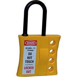 Premier Non-Conductive Lockout Hasp