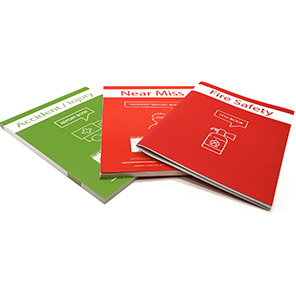 Centurion Reporting Books (Pack of 3)