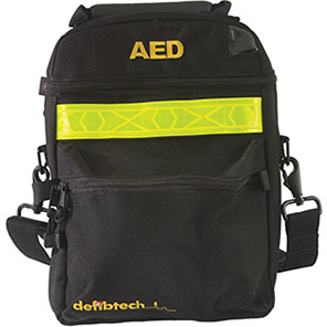 Defibtech Lifeline Soft Defibrillator Carry Case