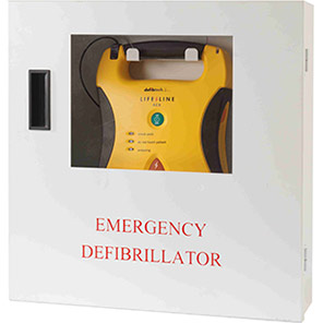 Defibtech Lifeline Alarmed Defibrillator Cabinet