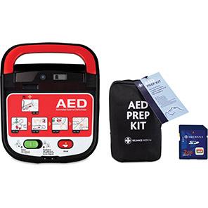 Mediana A15 HeartOn Semi-Automatic Defibrillator Bundle
