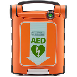 Cardiac Science Powerheart G5 Semi-Automatic Defibrillator
