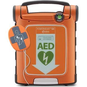 Cardiac Science Powerheart G5 Semi-Automatic Defibrillator and CPR Unit