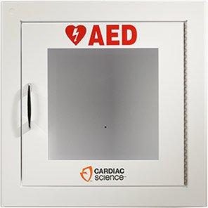 Cardiac Science Defibrillator Cabinet