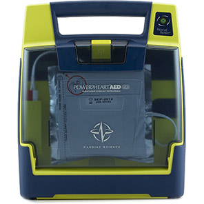 Cardiac Science Powerheart G3 Semi-Automatic External Defibrillator
