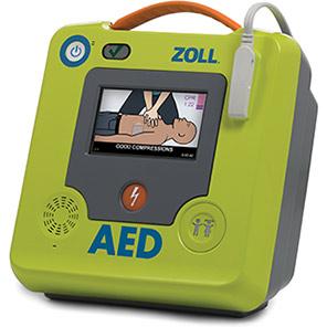 ZOLL AED 3 Semi Automatic