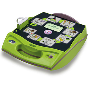 ZOLL AED Plus Lay Rescuer Fully Auto