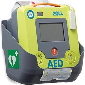 ZOLL AED 3 Defibrillator Device Wall Bracket