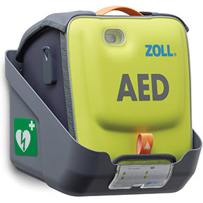 ZOLL AED 3 Defibrillator Carry Case Wall Bracket