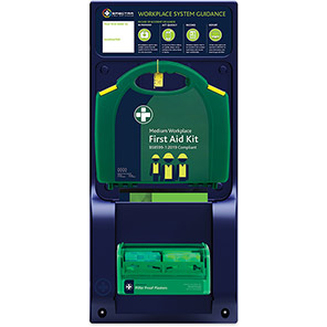 Spectra British-Standard Workplace First Aid System