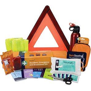 Reliance Medical Motokit British-Standard Accident, Emergency & Breakdown Kit