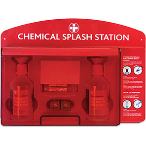 Redcap Chemical Splash Station