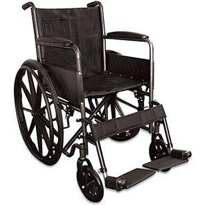 CODE RED Self-Propelled Wheelchair