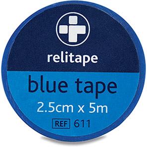 Relitape Blue Waterproof Medical Tape