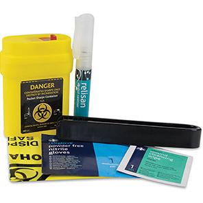 Reliance Medical Sharps Disposal Application