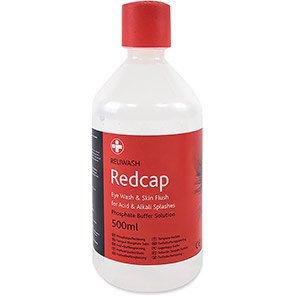 Redcap Reliwash Phosphate Buffer Solution Eye Wash 500ml