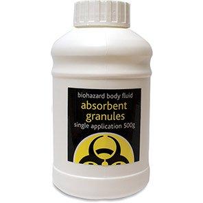 Reliance Medical Super Absorbent Granules 500g