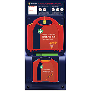 Spectra Chemical-Splash First Aid System