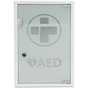 Reliance Medical Heated Outdoor Defibrillator Cabinet
