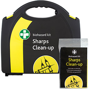 Reliance Medical Aura Sharps Disposal Applications (Pack of 5)