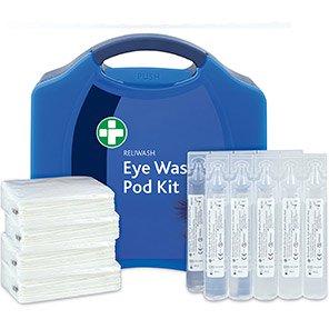Reliwash Aura Eye Wash Pod Kit