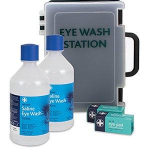 Reliwash Deluxe Eye Wash Station