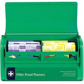 Dependaplast Pilfer-Proof Plasters Dispenser