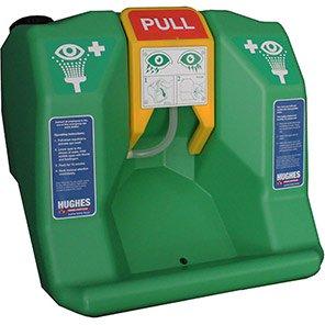 Hughes 60L Portable Emergency Eye Wash Station