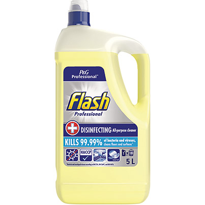 Flash Disinfecting All Purpose Cleaner 5L