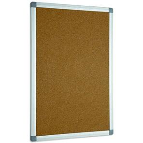 Spectrum Industrial Corkboard