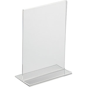 Centurion Double-Sided A5 Sign Holder