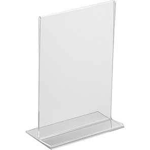 Centurion Double-Sided A4 Sign Holder