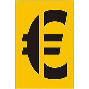 "Spectrum Industrial 75mm ""€"" Character Stencil"