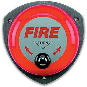 Rotary Handbell Fire Alarm