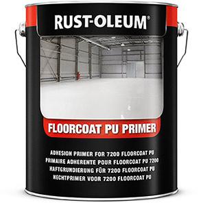 Rust-Oleum Clear Floorcoat PU Floor Primer 5L