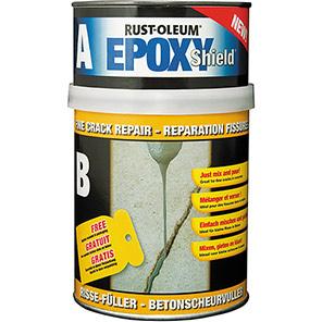 Rust-Oleum EpoxyShield Fine Crack Repair Mortar 500ml