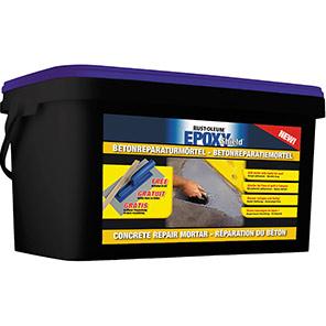 Rust-Oleum EpoxyShield Concrete Repair Mortar 10kg