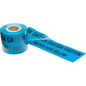 Ultratape Water Pipe Underground Warning Tape 365m