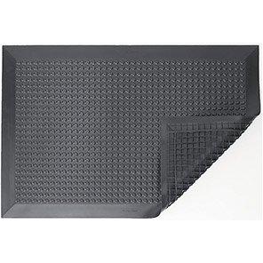 Ergomat Nitril Smooth Black ESD/Conductive Mat 90cm x 110cm