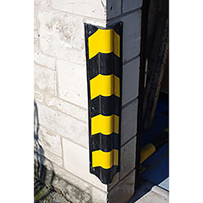 TRAFFIC-LINE Black/Yellow Standard Corner Protector