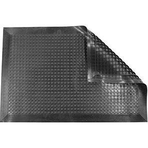 Ergomat Nitril Smooth Black ESD/Conductive Mat 60cm x 90cm