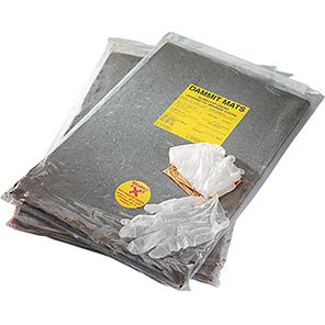 Ecospill Clay Drain Cover (Pack of Two)