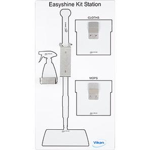 Vikan Easyshine Kit Shadow Board