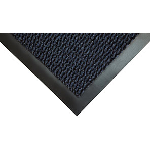 COBA Vyna-Plush Grey Doormat