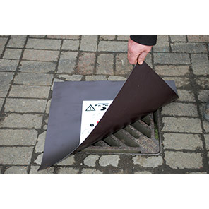 Ecospill Magnetic Drain Cover