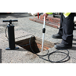 Ecospill Ecoblok Spill Response Drain System