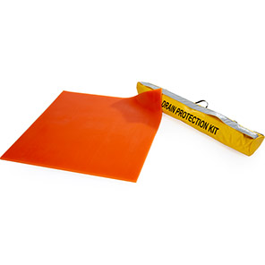 Ecospill Polyurethane Drain Cover in Holdall